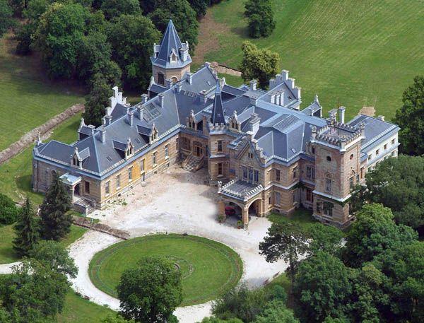 Nadasdy Castle - Nadasladany, Hungary