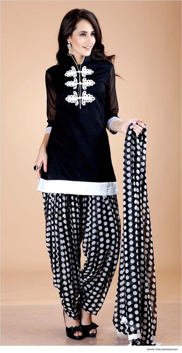churidar pattern