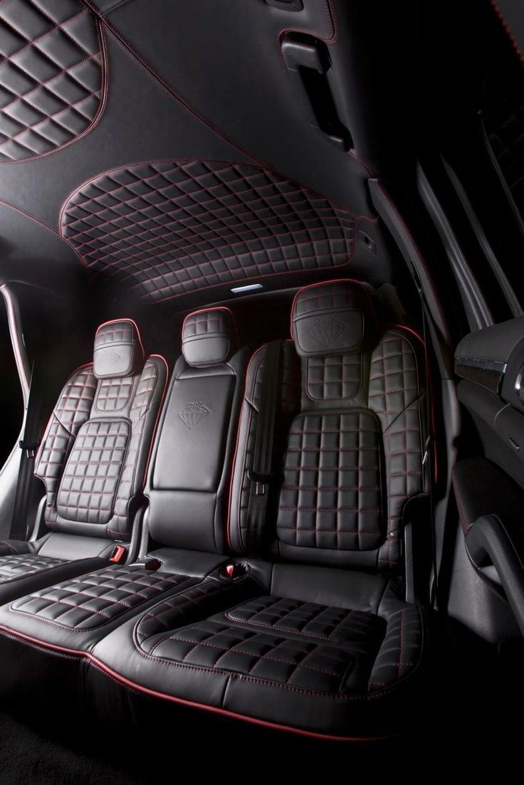 Porsche cayenne ots edition onyx concept