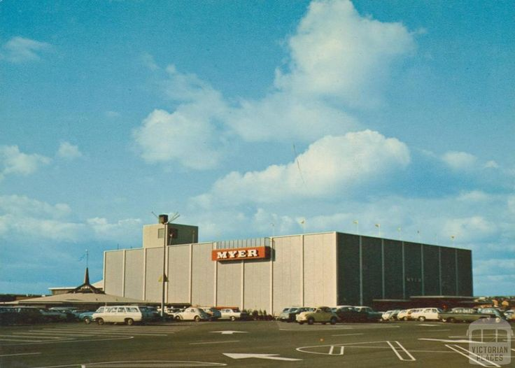 Northland Shopping Centre, East Preston (Victorian Places website)