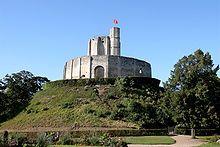 Liste des châteaux et manoirs de Normandie — Wikipédia