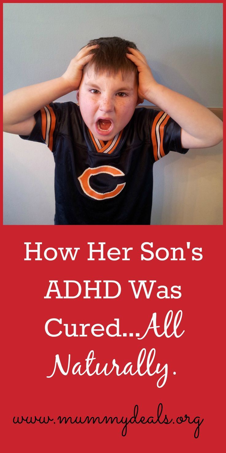 How Her Son's ADHD Behavior Was Cured...All Naturally - Mummy Deal$