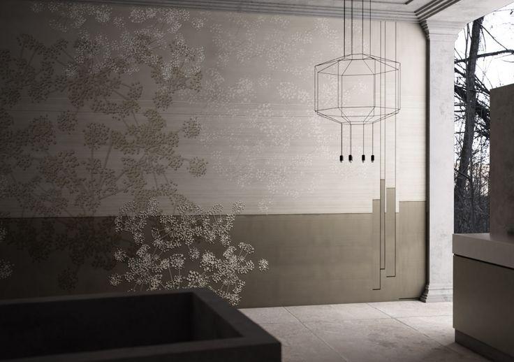 Sinfonia   collezione CONCERTO   design: GLAMORA   style: NATURAL Creative Wallcoverings
