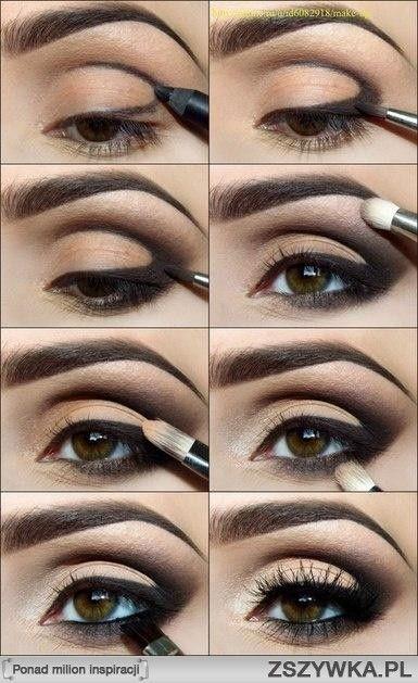 Zobacz zdjęcie make-up krok po kroku w pełnej rozdzielczości