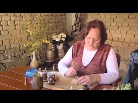 Dekorativní pečivo - YouTube