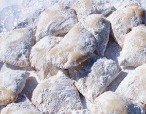 Pastéis de Arroz da Graciosa (Açores)