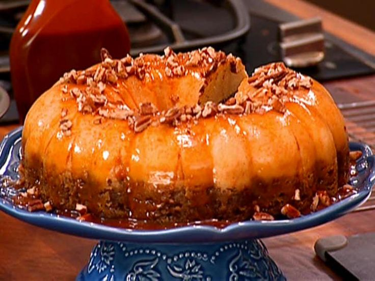 Chocoflan recipe from Marcela Valladolid via Food Network