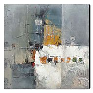 tangan dicat minyak lukisan abstrak 1211-ab0295 – USD $ 62.99