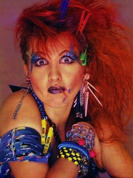 Cómo crear un completo look años 80 | Margarita Molona
