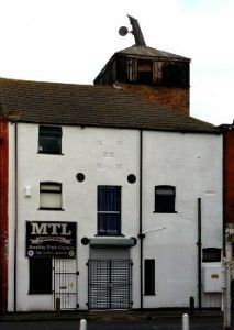 MTL FISH CURERS LTD - One of the few remaining traditional smoke houses on Grimsby Docks.