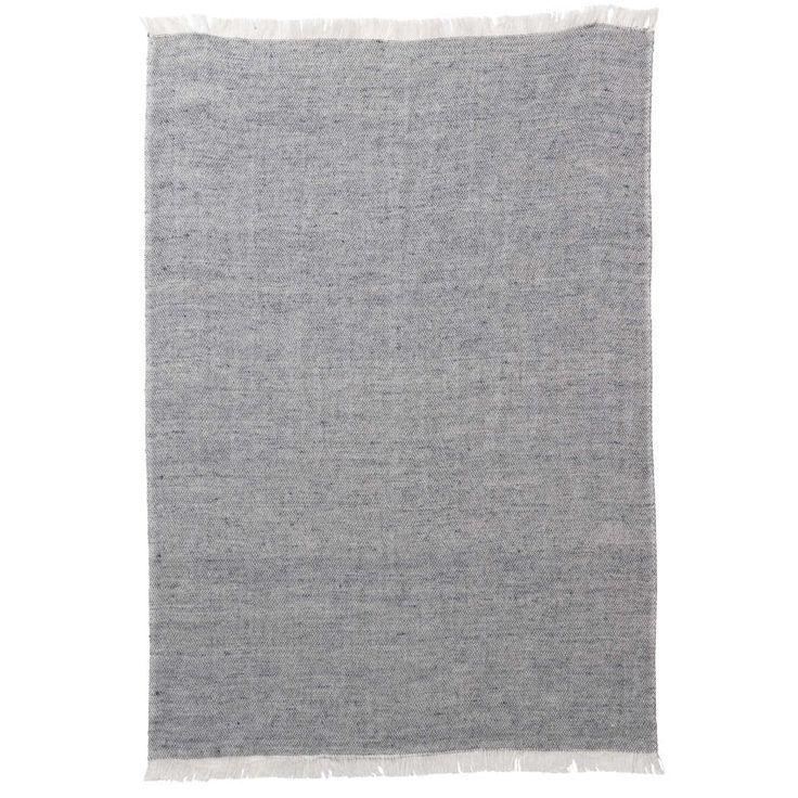 ferm living blend kjøkkenhåndkle grå, kr 149 på Ting