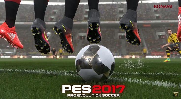 PES 2017 için beşinci fragman yayınlandı