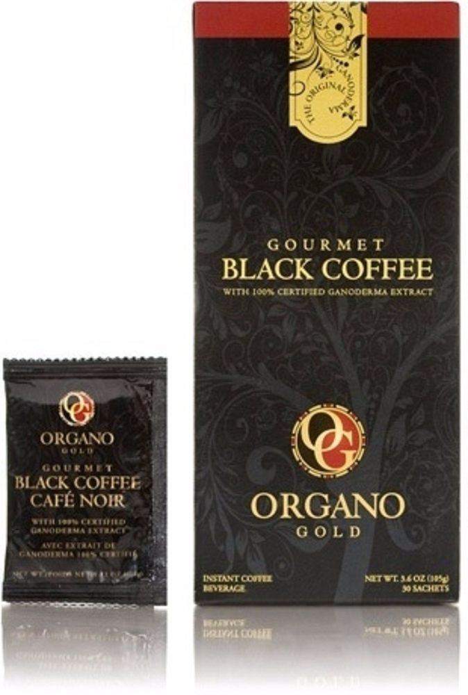 Organo Gold Black Coffee / Cafe Latte with Ganoderma - Mixed Sample Pack  | eBay