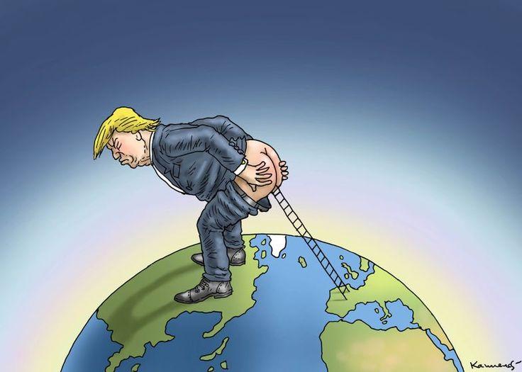 Marian Kamensky (2016-11-15) USA - Europe: TRANSATLANTIC TRUMP- SUPERMOON
