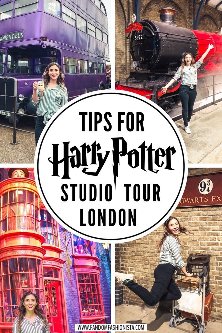 How Do I Get To Harry Potter World From London By Train