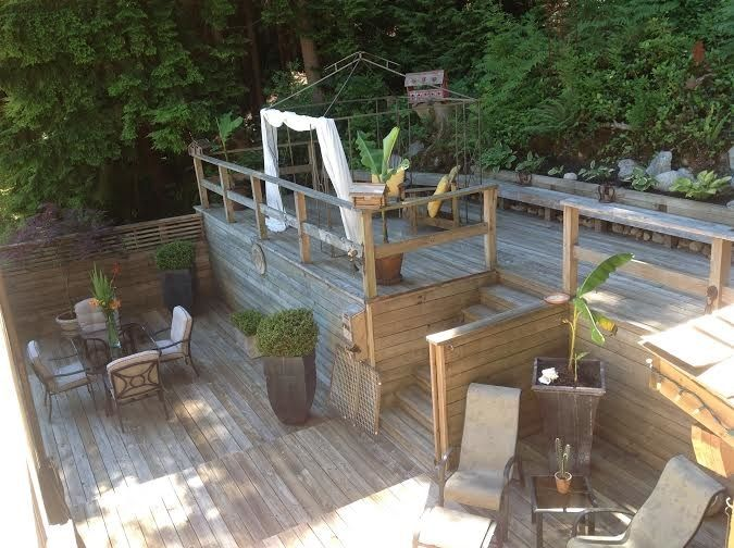 """Executive """"Big View Home"""" – Deep Cove. Well Renovated with Open Design leading out to Water View and Private..."""