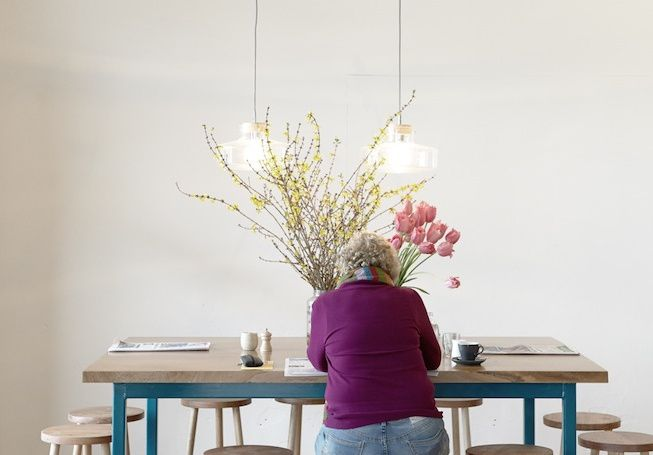 Home to some of Melbourne's most creative breakfasts.