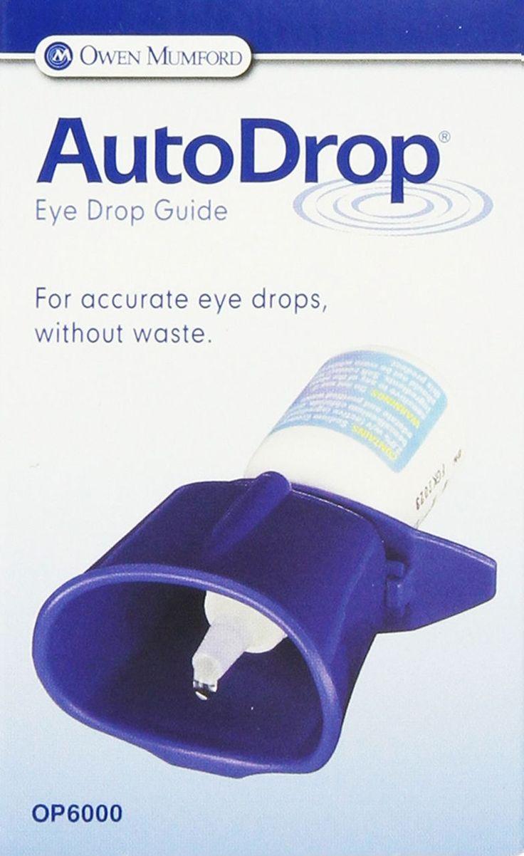 Autodrop Eye Guide Owen Mumford OP 6000 | eBay