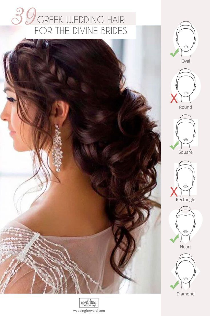 Best Wedding Hairstyles For Every Bride Style 2020 21 Greek Goddess Hairstyles Goddess Hairstyles Grecian Hairstyles
