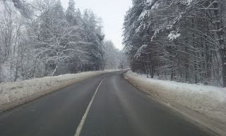 Tractari-Auto-Constanta.ro: Route 73 Shumen BG-Karnobat BG-January 2017