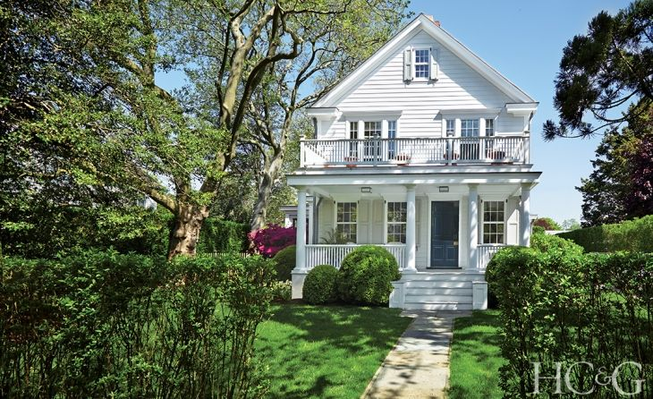 A Circa-1910 House Becomes an Inspirational Oasis for a Modern-Day Artist - Hamptons Cottages & Gardens - July 1 2017 - Hamptons