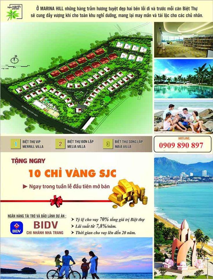 Marina Hill Nha Trang có phải là một giải pháp an sinh và đầu tư thông minh. Cùng chuyên gia giải đáp thắc mắc khi mua dự án marina hill villa nha trang.