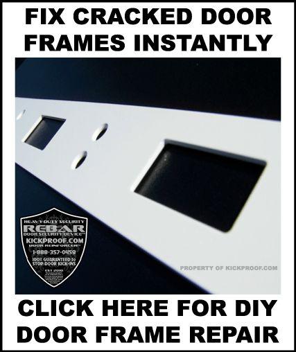 Door Frames Door Jamb Doors Kit House Prepping Slab Doors Puertas Haus  sc 1 st  Pinterest & 36 best KICKPROOF.COM - REBAR DOOR SECURITY images on Pinterest ...