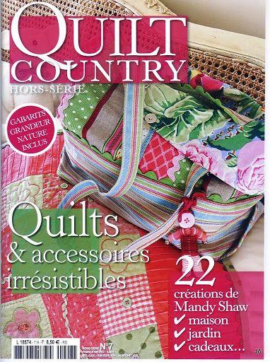 Quilt Country Hors- série Nº 7 - Joelma Patch - Álbumes web de Picasa