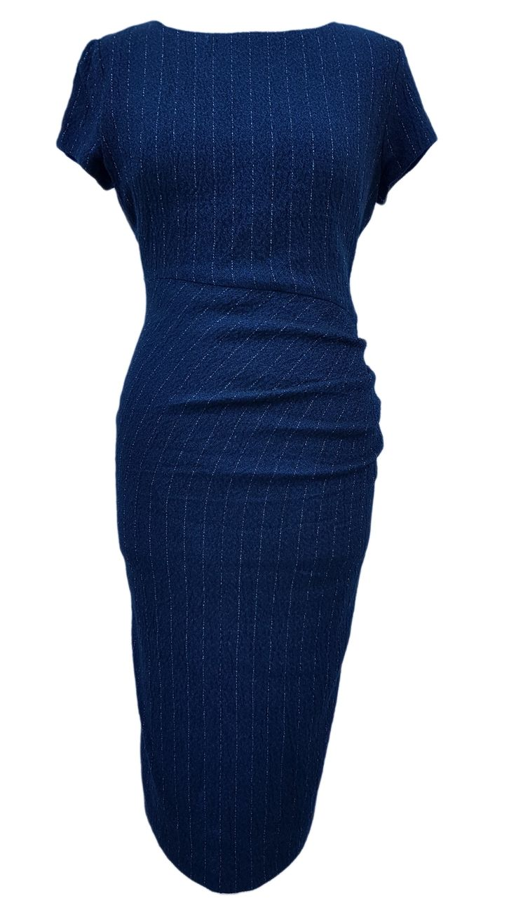 Looking for something amazing? Come and check out the gorgeous Phase Eight Navy ... on our website right now! http://www.carobethany.co.uk/products/phase-eight-navy-pin-stripe-dress-size-12?utm_campaign=social_autopilot&utm_source=pin&utm_medium=pin