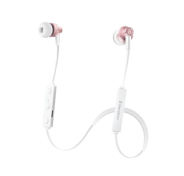 LOGiiX Blue Piston tuneFRĒQS 360 Bluetooth Headphones #LOGiiX #Tech #Accessories #iPhone7 #earphones #headphones #bluetooth #wireless