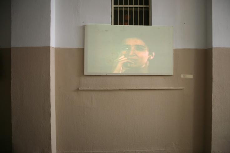 Γιάννης Μπουρνιά Από τη σειρά Stream, 2011 3 C-Prints, 80×120 εκ. Ευγενική παραχώρηση του καλλιτέχνη Φωτογράφιση Σπύρος Στάβερης