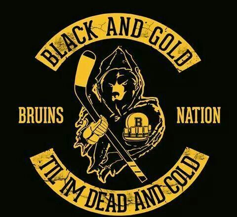 Bruins Nation - Can't wait for hockey!
