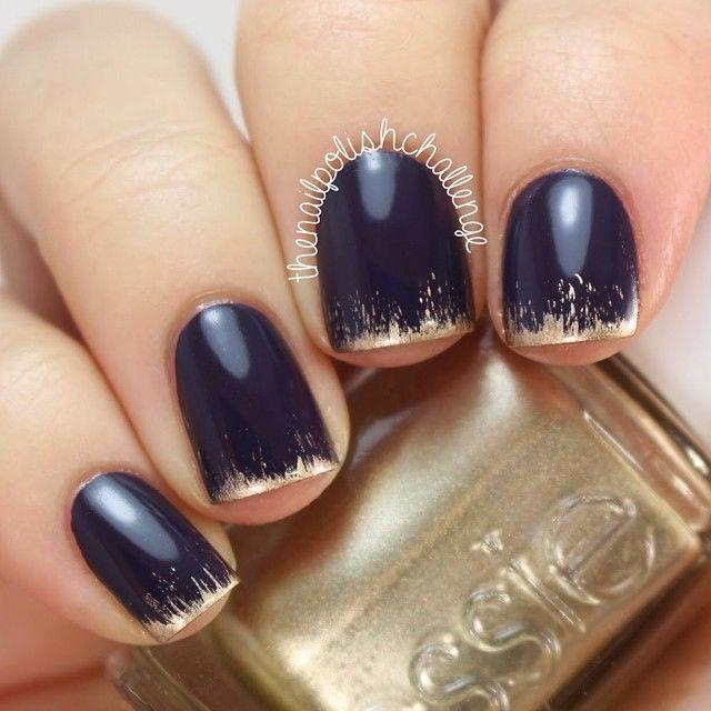 Instagram photo by thenailpolishchallenge #nail #nails #nailart