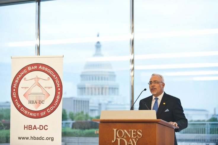 Hispanic Bar Association- Washington, DC chapter.