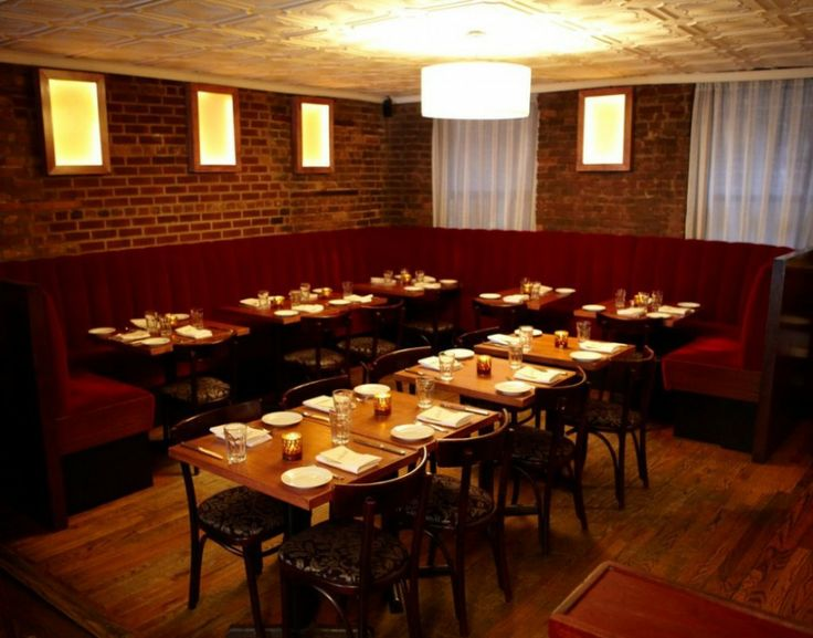 The Redhead - East Village NYC..One of the best restaurants in NYC...everything is homemade.