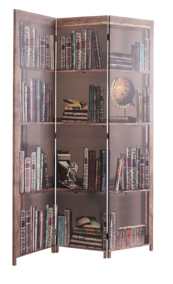 The Library Screen, price $99, is one of an exquisite range of contemporary high gloss timber screens that work perfectly as a room divider or feature panel in any room. The elegant design and detailed craftsmanship make these screens a feature piece in their own right.
