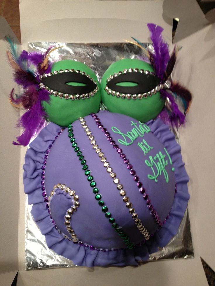 shower baby shower cakes mardi gras themed baby shower baby shower