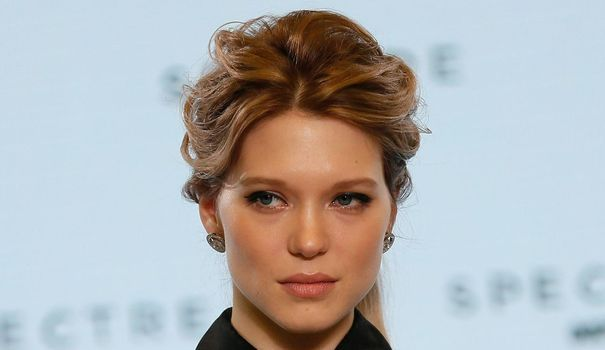 Lea Seydoux - interview avec Paris Match