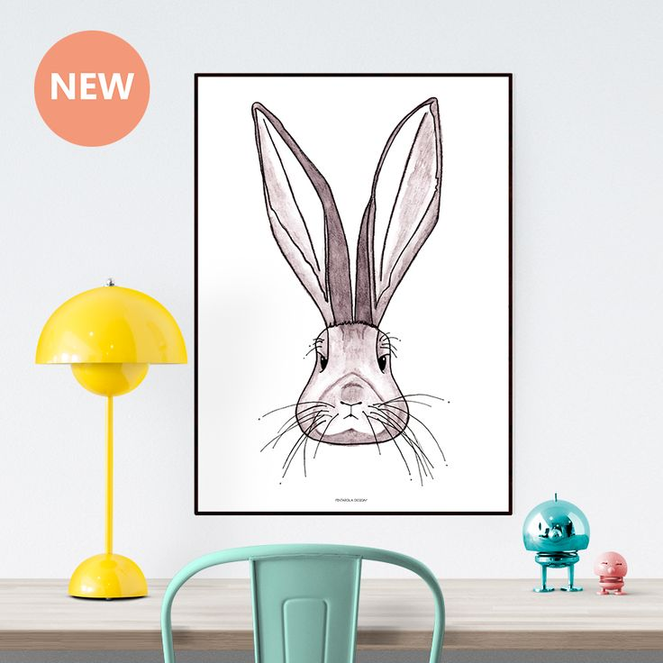 SUNNY THE BUNNY | POSTER