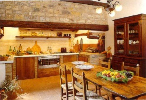 Não, vc não está numa cantina napolitana! Esta pode ser a sua cozinha... ou a minha (ao menos nos sonhos). É do blog http://2baci.blogspot.com.br