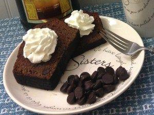 Recipe for Mocha Fudge Amish Friendship Bread Cake. www.friendshipbreadkitchen.com
