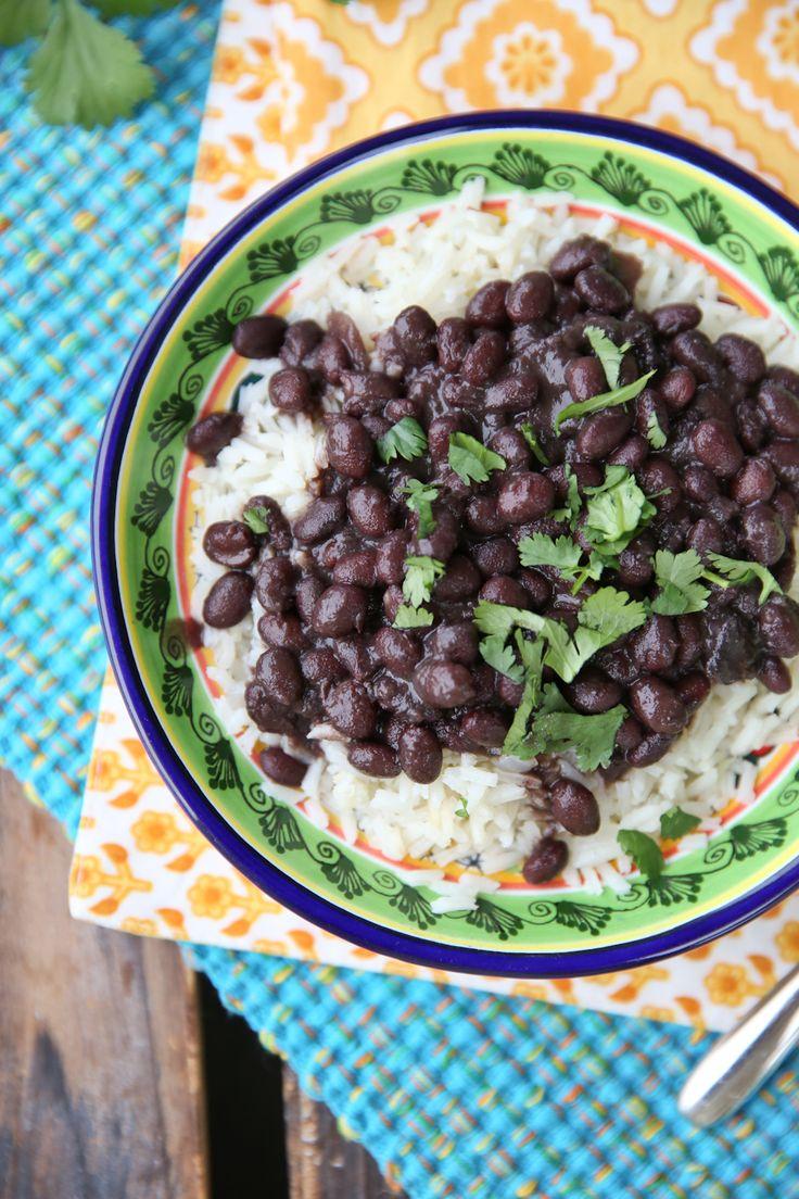 Brazilian Black Beans Recipe Made in a Pressure Cooker