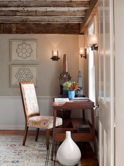 This Old House   Bedford, Contemporary Home Office, Boston