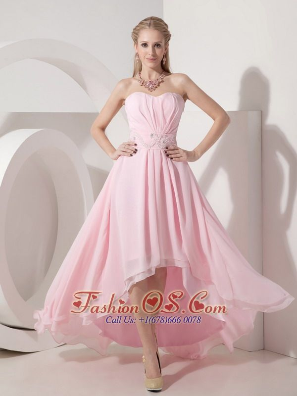18 best 2013 Chiffon High Slit Prom Dress images on Pinterest ...