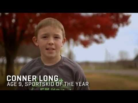 My twin sons have mild Cerebral Palsy and I was bawling like a baby by the end of this clip!  This is a must watch short video. Great story!