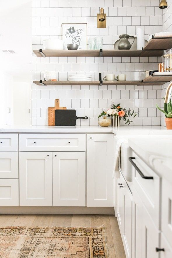 The Gentry Project Kitchen Reveal With Bosch Little Green Notebook Kitchen Renovation Inspiration Kitchen Renovation Kitchen Design Decor