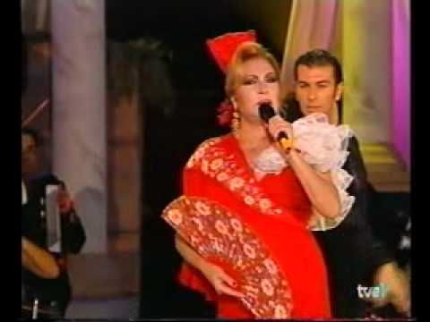 """Coreografia: Antonio Perea. """"Viva el Pasodoble"""" Rocio Jurado - YouTube"""