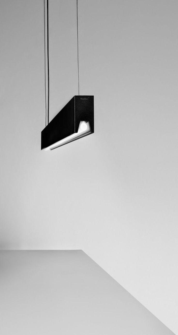 Luminaria Anvil / David Abad para B.Lux  http://www.disenoyarquitectura.net/2014/11/luminaria-anvil-david-abad-para-blux.html  #diseño #iluminación