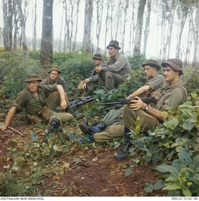 an analysis of australias involvement in vietnam war The most widely read works on the vietnam war during the late 1960s and the irony of vietnam: the first characterizes american involvement in the war as an.