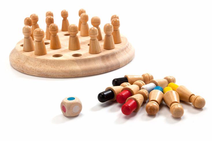 """Детские шахматы для тренировки памяти """"Мнемоники"""""""